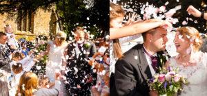 Enjoying a Summer Wedding