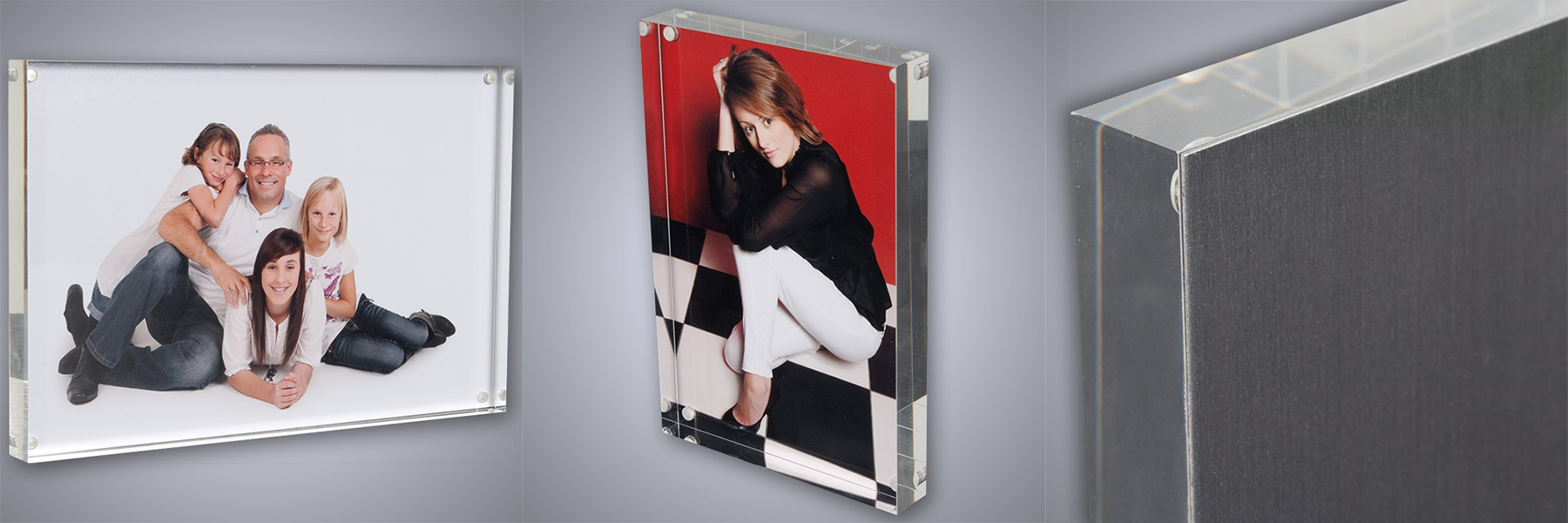 Blox Acrylic Frame