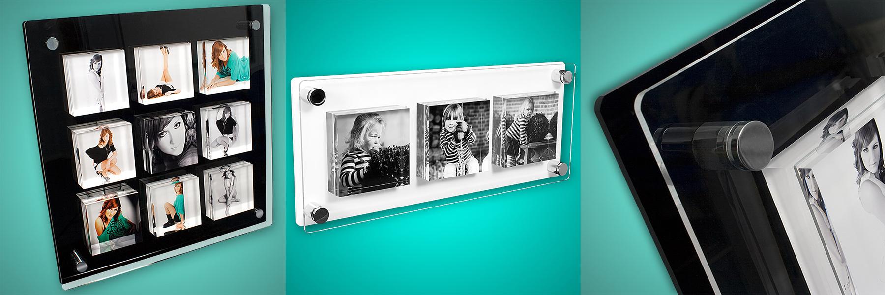 Opus Acrylic Frame