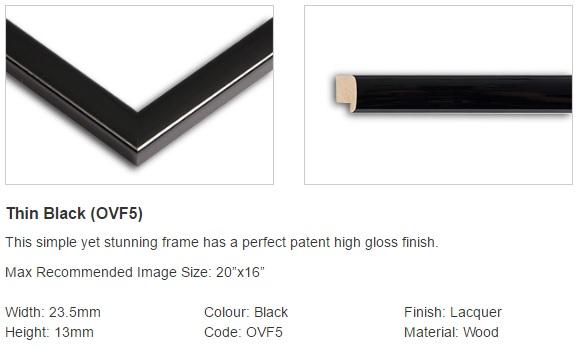 Thin Black (OVF5)