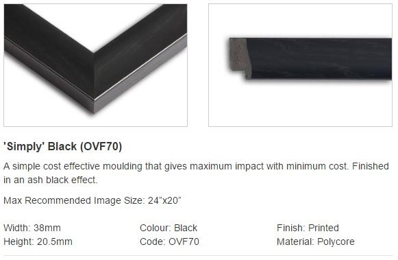 ovf70 frame