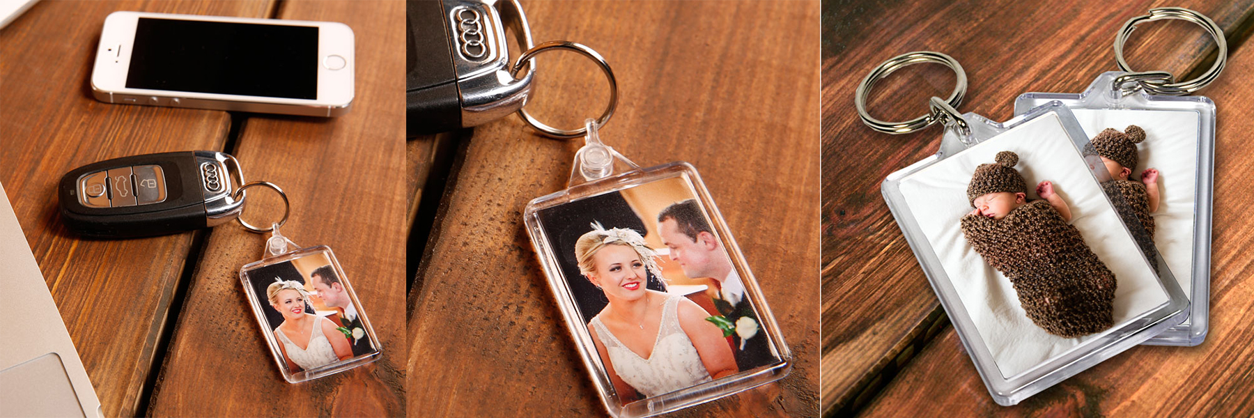 Photographic Keyring